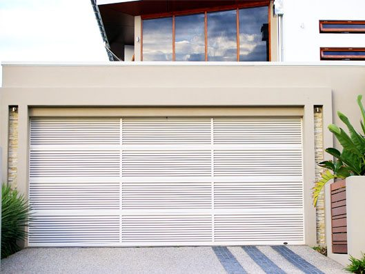 Steel Line Garage Doors Available Now At Porters Porters
