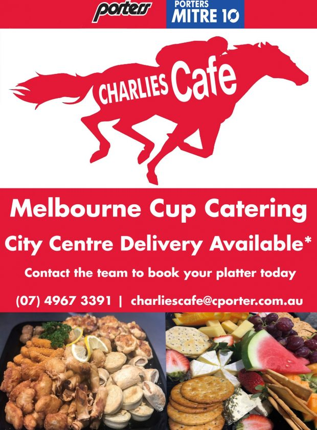 Melbourne Cup Day Flyer